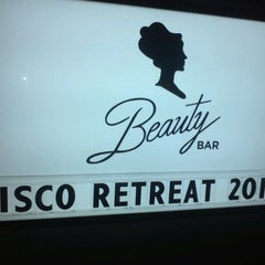 Photo taken at Beauty Bar by CJ D. on 2/8/2012