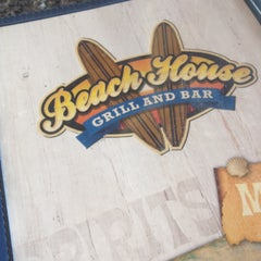 Photo taken at Beach House Grill and Bar by Jess H. on 6/7/2012