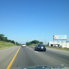 Photo taken at Interstate 24 by Marla H. on 5/24/2012