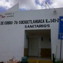 Photo taken at Ayoquezco de Aldama by Héctor S. on 6/20/2012