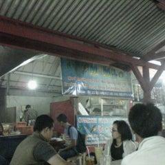 Photo taken at Warung Tenda Krakatau Junction by aviko d. on 4/20/2012