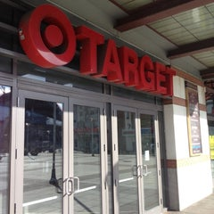Photo taken at Target by Ezra S. on 2/12/2012