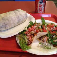 Photo taken at Buddy's Burrito & Taco Bar by Melis H. on 5/21/2012
