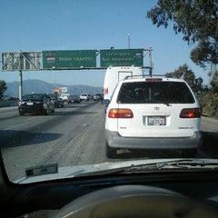 Photo taken at I-605 (San Gabriel River Freeway) by Shanna R. on 9/7/2012