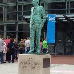 Photo taken at Van Andel Arena by Kathy T. on 5/5/2012