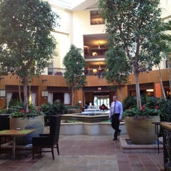Photo taken at Renaissance Charlotte SouthPark Hotel by Andy on 6/22/2012