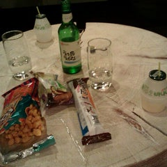 Photo taken at 플라자호텔 사원식당 (The Plaza Hotel Employee Cafeteria) by Алёна Г. on 9/2/2012