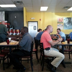 Photo taken at CiCi's Pizza by Mark M. on 9/11/2012