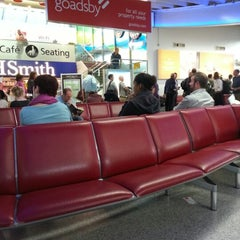 Photo taken at Airport Departure Lounge by Vincent R. on 7/20/2012