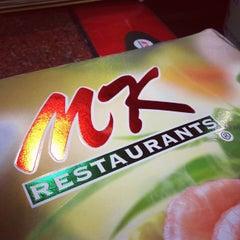 Photo taken at MK (เอ็มเค) by Aik S. on 2/22/2012