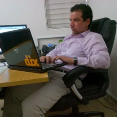 Photo taken at DIX Digital Agency by Angelica R. on 7/4/2012