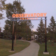 Photo taken at Observatory at TELUS World of Science by Robyn E. on 9/1/2012