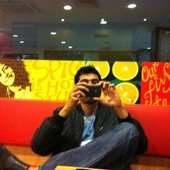 Photo taken at Nirula's by Tauheed A. on 2/13/2011