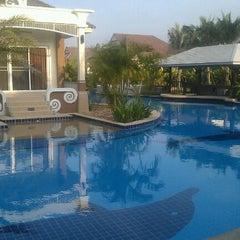 Photo taken at Smart Holiday Resort by Rungarun P. on 12/6/2011
