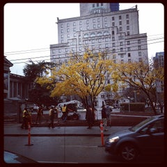Photo taken at Occupy Vancouver Protest by gal on 11/22/2011