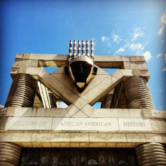 Photo taken at Charles H Wright Museum of African American History by Deon O. on 8/17/2012