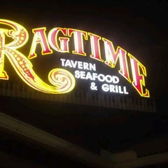 """Photo taken at Ragtime Tavern by Jason """"Necro"""" H. on 1/9/2012"""
