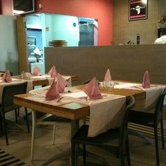 Photo taken at Pizzeria Re Artu' by Davide M. on 4/11/2012