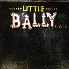 Photo taken at Little Bally Cafe by Chea K. on 5/6/2012