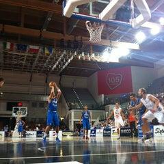 Photo taken at 105 Stadium by Davide N. on 8/13/2011