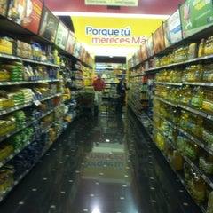 Photo taken at Supermercados Rey by Armando M. on 11/10/2011