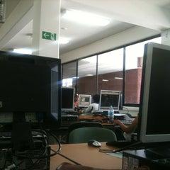 Photo taken at Departamento de Letras, Humanidades e Historia del Arte by Nicolas C. on 4/11/2012