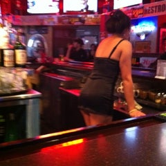 Photo taken at HotShots Sports Bar and Grill O'Fallon, IL by David R. on 1/13/2012