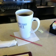 Photo taken at Market Street Cafe by Jamie W. on 5/7/2011