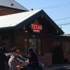 Photo taken at Texas Roadhouse by JaQuan B. on 4/29/2012