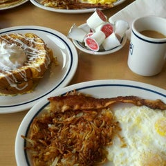 Photo taken at IHOP by Lo V. on 3/23/2011