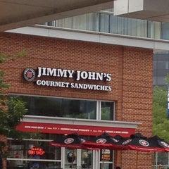 Photo taken at Jimmy John's by Densil on 8/17/2012