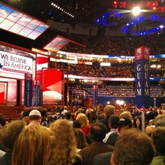 Photo taken at 2012 Republican National Convention by Spencer on 8/31/2012