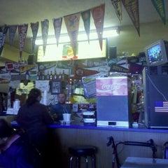 Photo taken at Bernie's Sub & Pizza Shop by Matt B. on 1/21/2011