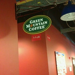 Photo taken at Green Mountain Coffee by Jonathan C. on 1/24/2011