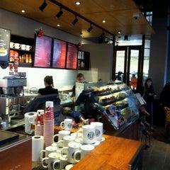 Photo taken at Starbucks by Daniel D. on 11/24/2011