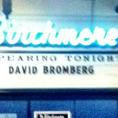 Photo taken at Birchmere Music Hall by Lew R. on 3/2/2012
