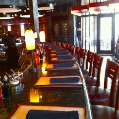 Photo taken at P.F. Chang's by AlmostVeggies.com on 1/25/2011