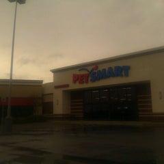 Photo taken at PetSmart by Bamadega G. on 1/26/2012