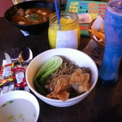 Photo taken at Noodle Station by Halim on 8/19/2011