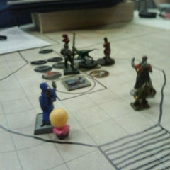 Photo taken at Asgard Games by Federico S. on 2/23/2012