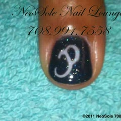 Photo taken at NeoSole Nail Lounge by Nea M. on 10/4/2011