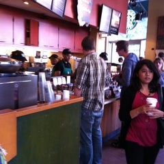 Photo taken at Starbucks by Len C. on 9/19/2011