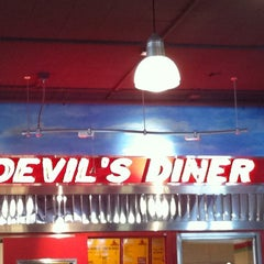 Photo taken at ASU Devil's Diner by Jacqueline T. on 8/26/2011