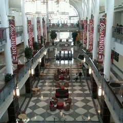 Photo taken at The Ohio Union by Kejing P. on 9/1/2011