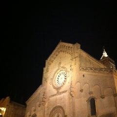 Photo taken at Piazza Duomo by manuela g. on 8/10/2011