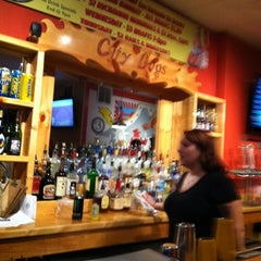 Photo taken at City Dogs by Selena C. on 9/24/2011