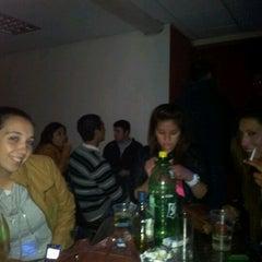 Photo taken at Fuzzion restobar by Ignacio G. on 12/4/2011