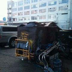 Photo taken at 8th St & Harrison St by Zack M. on 12/28/2011