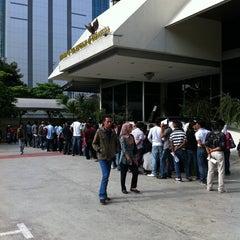 Photo taken at Kedutaan Besar Republik Indonesia by Fara G. on 12/27/2011