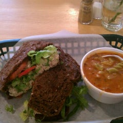 Photo taken at Nil's Bakery and Cafe by Nil V. on 10/29/2011